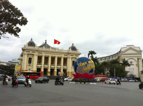 ハノイのオペラハウス