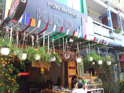 ベトナムの寿司屋