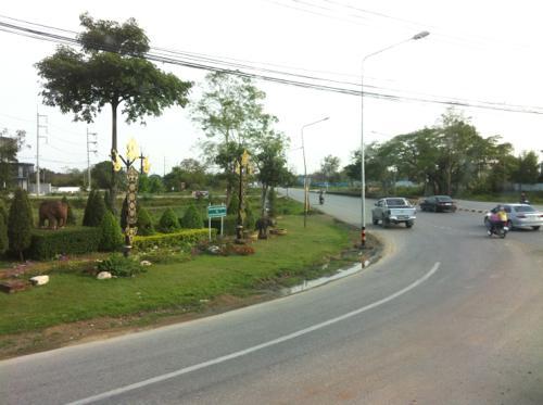 タイの深南部