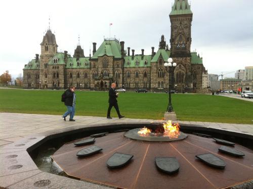 カナダの議事堂