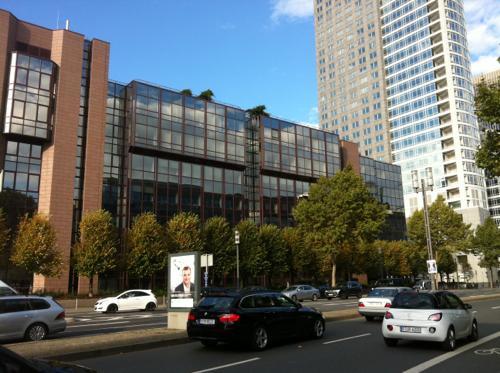 現代的なビル