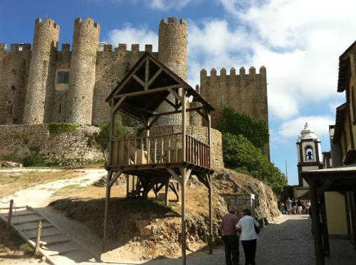 オビドスの城塞