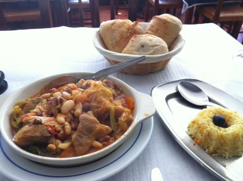 ポルトガル料理