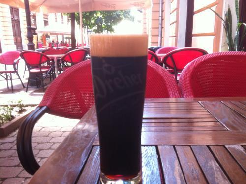 ベルリンの黒ビール