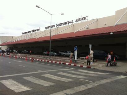 ウドーンターニー国際空港