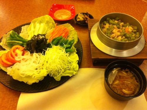 マニラの日本食