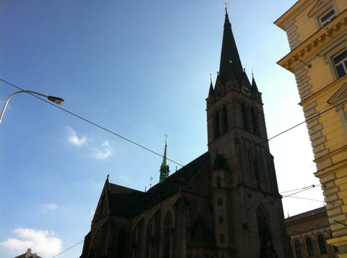 オロモウツの教会