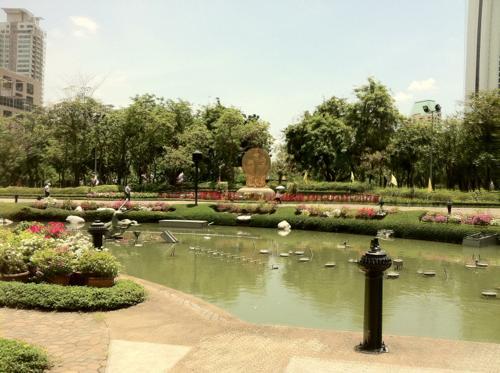 ベンチャシリ公園