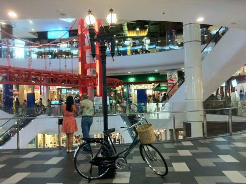 バンコクのターミナル21