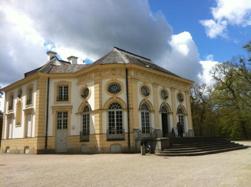 Badenburgの外観