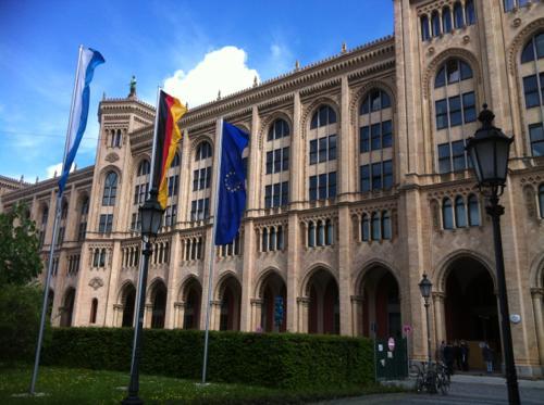 ミュンヘンの建物