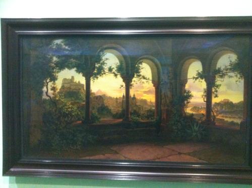 ザルツブルク博物館の絵画