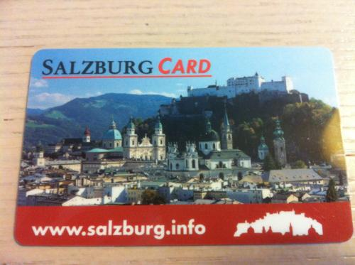 ザルツブルクカード