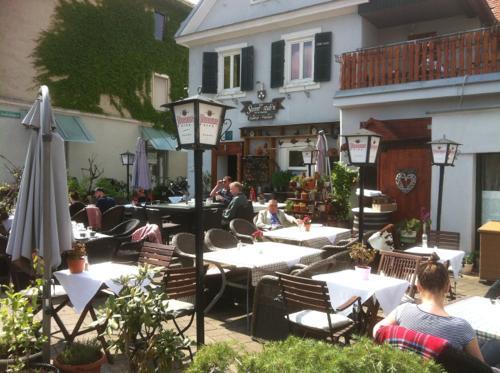 オーストリアのカフェ