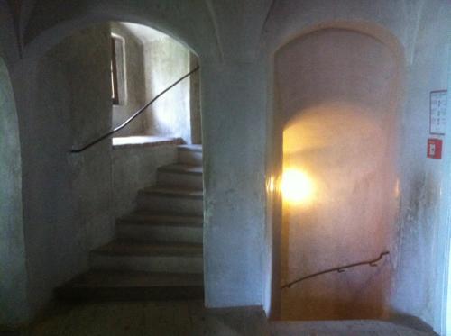 シュロスベルクの鐘楼内部