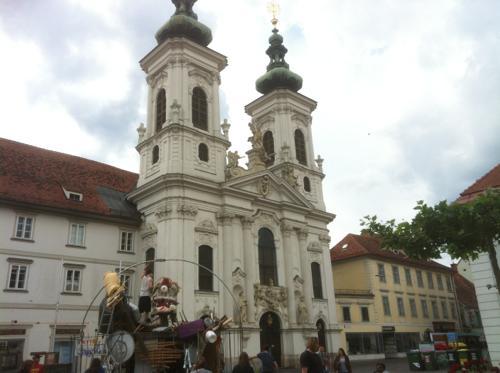 minorite church