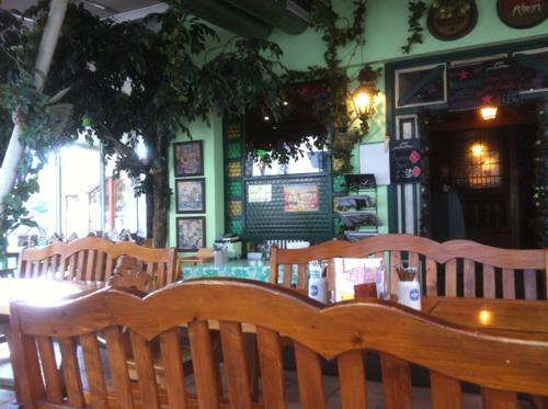 マルメのレストラン