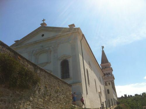 セントジョージ教会の外観
