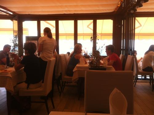スロベニアのレストラン