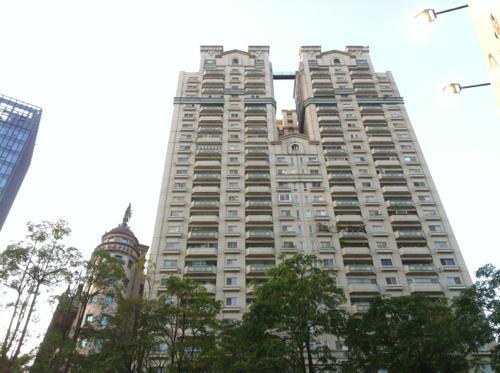 中国の高級住宅