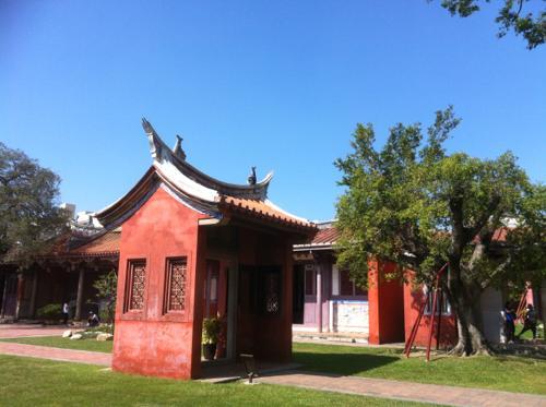 台南の孔子廟