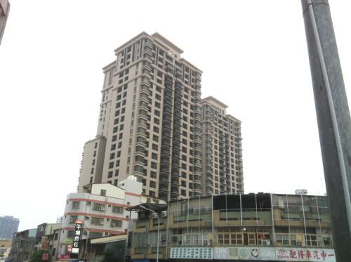 台南のアパートメント