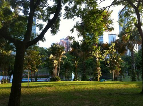 ペナンの公園