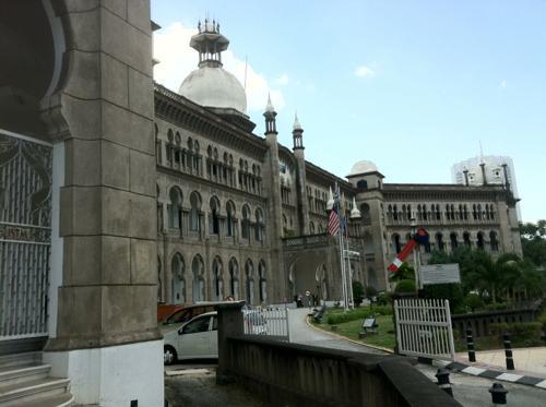 マレーシア鉄道公社ビル