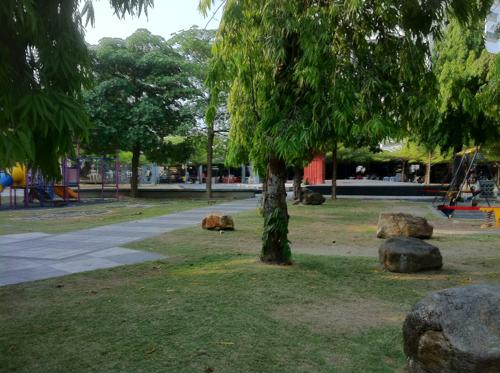 クアラルンプールの公園