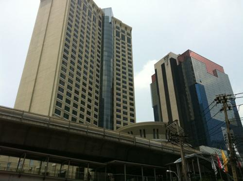 クアラルンプールの高層ビル