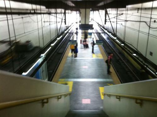 マニラMRT-3線の駅