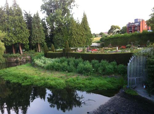ダブリンの庭園