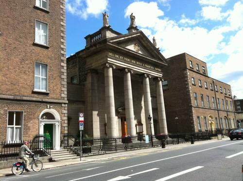 ダブリンの教会