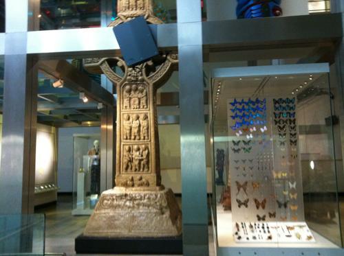 アルスター博物館の展示物