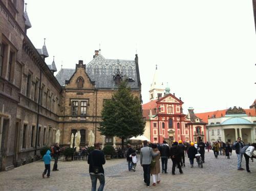旧市街広場