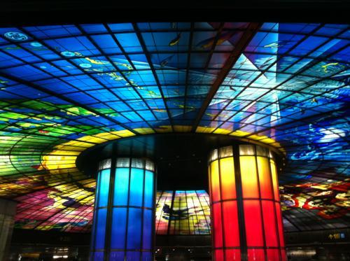 台湾の美麗島駅