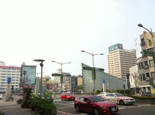 シンガポールの道路