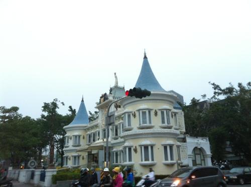 台南の移民局