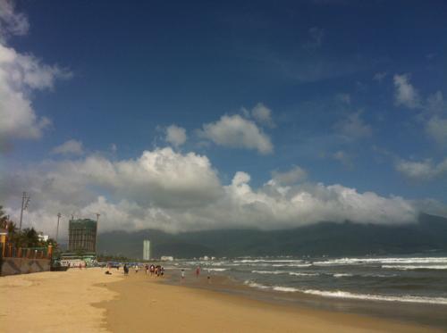 ベトナムのミーケービーチ