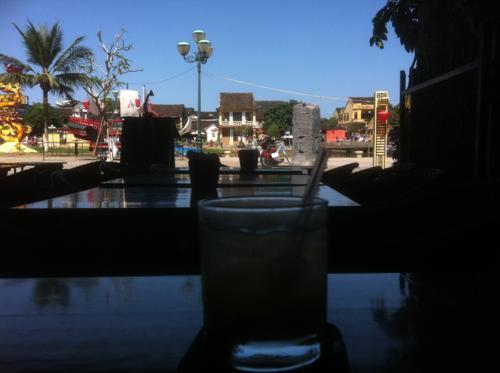 ベトナム、ホイアンのレストラン
