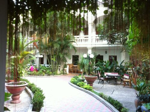 ビエンチャンのホテル