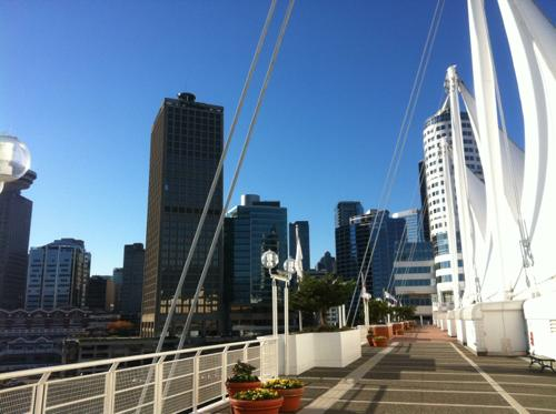 バンクーバーの橋