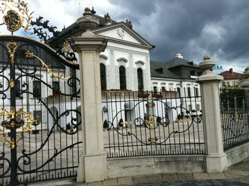 グラサルコビッチ伯爵宮殿