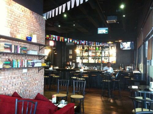 ジャカルタのレストラン