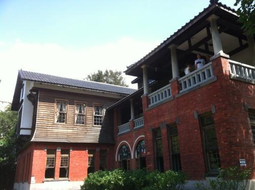 北投温泉博物館の外観