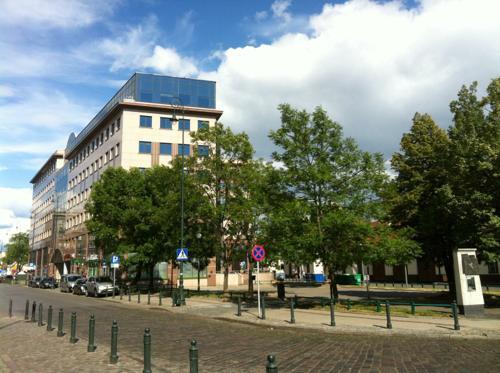ワルシャワ新市街