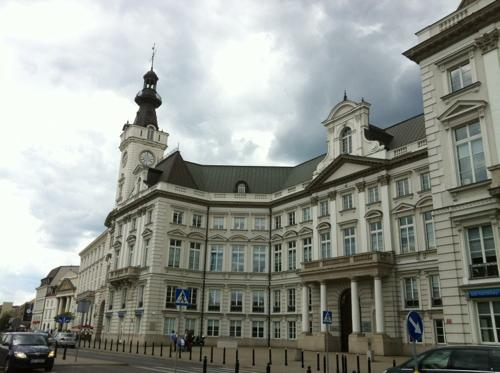 jabłonowskich palace