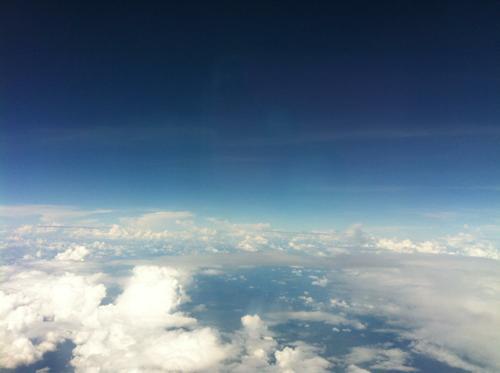 アムステルダムからベルリンへのフライト