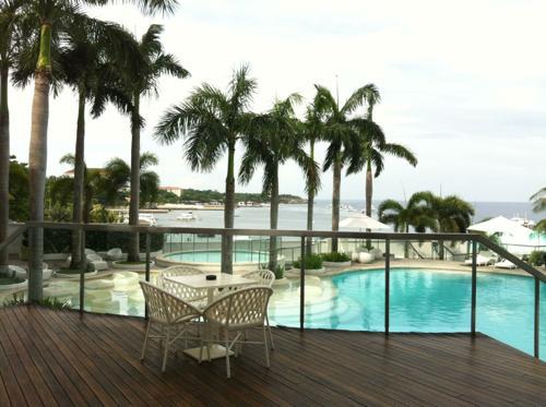 マクタン島のモーベンピックホテル