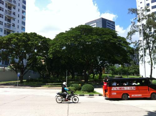 フィリピンの交通手段